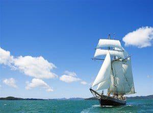 Tall Ship R.Tucker Thompson